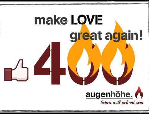 Die 400-Likes-Verlosung